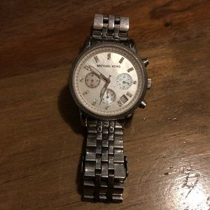 Michael Kors Mother of Pearl Watch MK5020